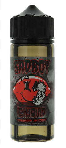 Strawberry Jam Cookie E Liquid by Sadboy