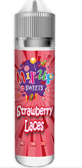 Strawberry Laces E Liquid By Mix Up Sweets