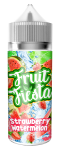 Strawberry Watermelon E Liquid by Fruit Fiesta