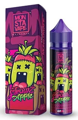 Strawz & Apple (With Mint) E Liquid By Monsta Vape