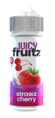 Strawz Cherry E Liquid by Juicy Fruitz