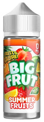 Summer Fruits E Liquid By Big Frut