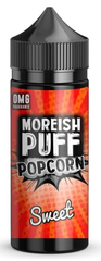 Sweet Popcorn E Liquid By Moreish Puff