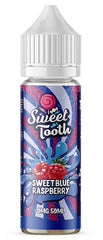 Sweet Blue Raspberry E Liquid by Sweet Tooth