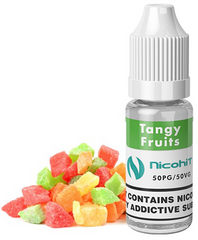 Tangy Fruits E Liquid by Nicohit