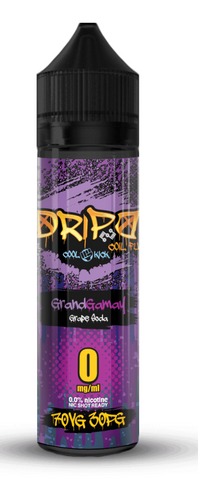 The Grand Gamay E-liquid by Dripd Coil Fuel 50ml