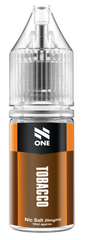 Tobacco Nic Salt E Liquid By N One