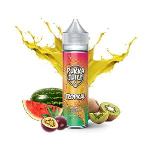 Tropical E Liquid by Pukka Juice