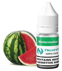 Watermelon E Liquid by Nicohit