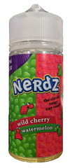 Watermelon Wild Cherry E Liquid by Nerdz
