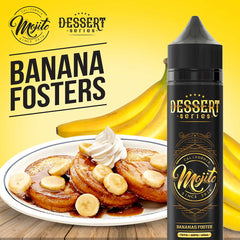 California Mojito Banana Foster E Liquid Dessert Series