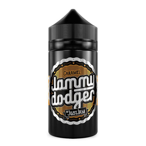 Caramel Biscuit E Liquid by Just Jam Biscuit