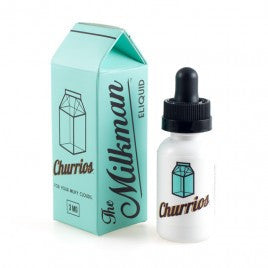 The Milkman Churrios E Liquid