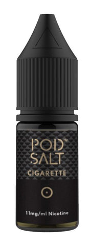 Cigarette Nicotine Salt E Liquid by Pod Salt