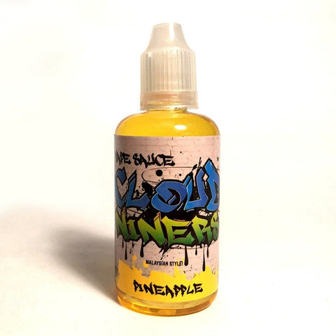 Cloud Niners Pineapple E-Liquid