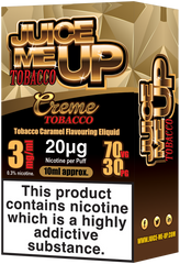 Creme Tobacco E Liquid by Juice Me Up