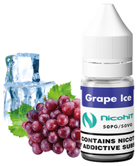 Grape Ice E Liquid by Nicohit