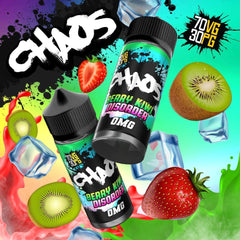 Chaos Berry Kiwi Disorder E Liquid By Chaos