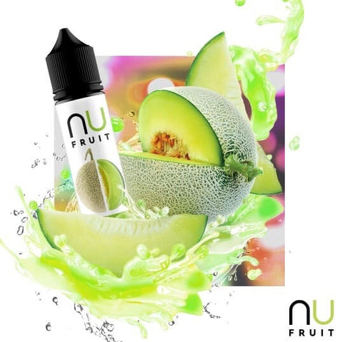 Honeydew Ice E liquid by NU Fruit