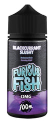 Blackcurrant Slushy E Liquid by Furious Fish 100ml