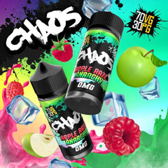 Chaos Apple Razz Anarchy E Liquid By Chaos