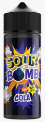 Cola E Liquid by Sour Bomb