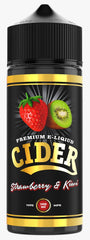 Strawberry & Kiwi E Liquid by Cider E Liquid
