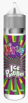 Ice Pastilles E Liquid By Mix Up Sweets