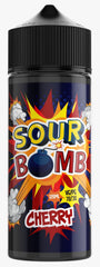 Cherry E Liquid by Sour Bomb
