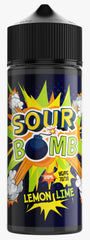 Lemon Lime E Liquid by Sour Bomb