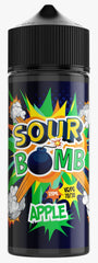 Apple E Liquid by Sour Bomb