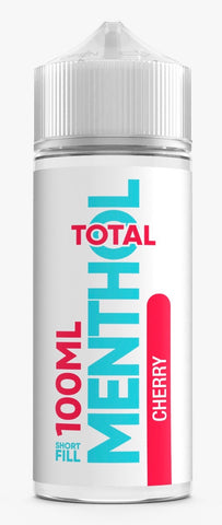 Cherry E Liquid by Total Menthol
