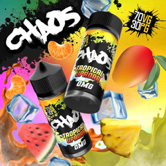 Chaos Tropical Uproar E Liquid By Chaos