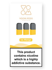 Ice Mango Voom Pod E Liquid Replacement