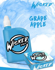 Grape Apple E Liquid by Wicked Brew