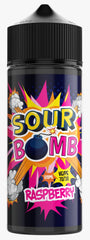 Raspberry E Liquid by Sour Bomb