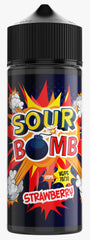 Strawberry E Liquid by Sour Bomb