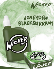 Honeydew Blackcurrant E Liquid by Wicked Brew