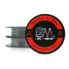 Coil Master Kanthal A1 Wire 24 AWG, 30 Ft