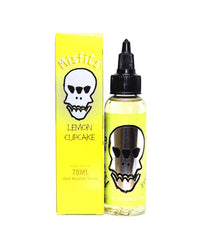 Misfits Lemon Cupcake E-Liquid