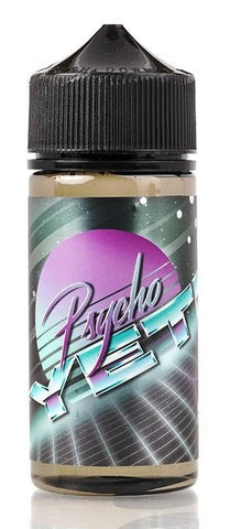 Psycho Yeti E Liquid By Psycho Puff Labs