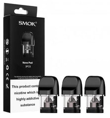 Smok Novo Replacement Pod Cartridges