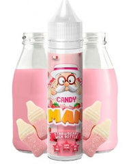 Strawberry Milk Bottles E Liquid by Candy Man