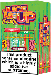 Strawberry Kiwi E Liquid by Juice Me Up