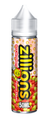 Sour Strawberry E Liquid by Zillions