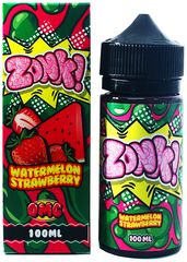 Watermelon Strawberry E Liquid by Zonk