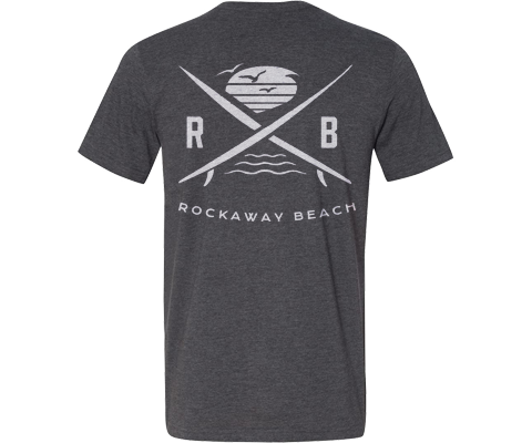 Rockaway Surf x Pocket Tee