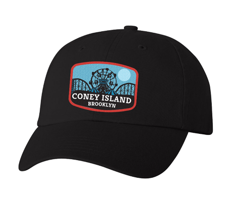 Coney Island Blue Moon Patch Navy Classic Hat