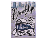 Brooklyn Strong Magnet