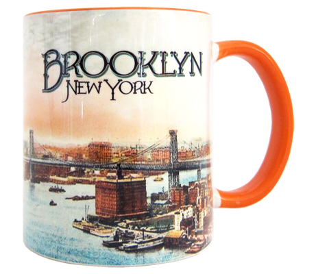 Brooklyn Cirque Mug